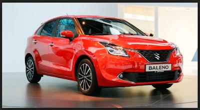 Review, Harga, Spesifikasi Suzuki Baleno GL MT