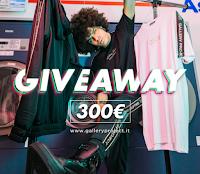 Vinci gratis buono da 300 euro da spendere negli store Gallery Project