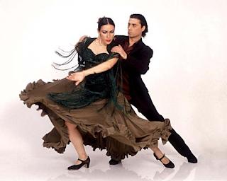 tarian Flamenco