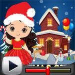 G4K Christmas Girl Rescue Game Walkthrough