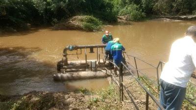 Malhador e Riachuelo tem abastecimento de água comprometido