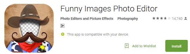Download  5 Aplikasi  Android Untuk Mengubah Foto Wajah Anda ke Cartoon  8