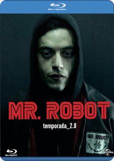 Mr. Robot – Temporada 2 [3xBD25] *Con Audio Latino