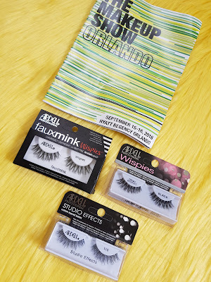 Ardell Lashes haul - www.modenmakeup.com