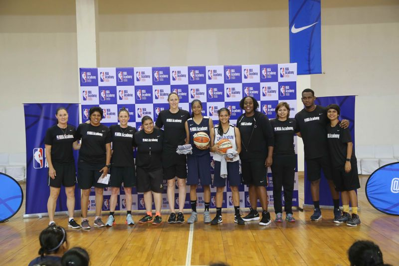 Hoopistani Nba Academys First Ever Womens Camp Concludes In India