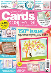 Published in Simply Cards and Papercraft Issue 150