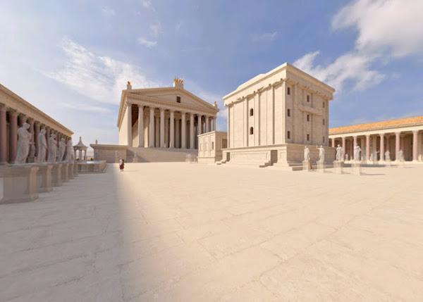 Μπάαλμπεκ: On line περιήγηση στη δόξα και τον πλούτο της σπουδαίας Ηλιούπολης