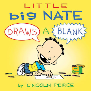 Little Big Nate: Draws A Blank