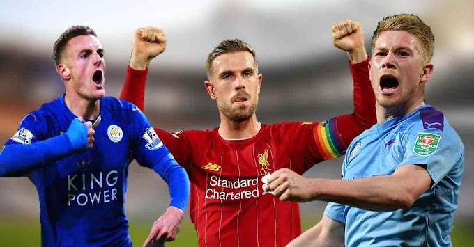 PFA player of the year award 2020 - Who are the top contenders ?
