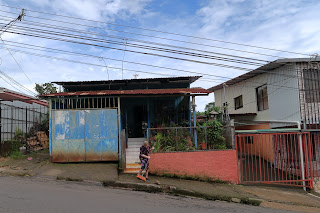 House in center of Puriscal.