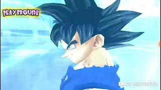 Ultra Instinct Goku 3D