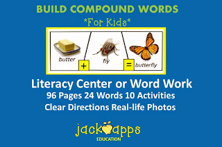 http://www.teacherspayteachers.com/Product/Compound-Word-Book-For-Teachers-and-Clinicians-1333621