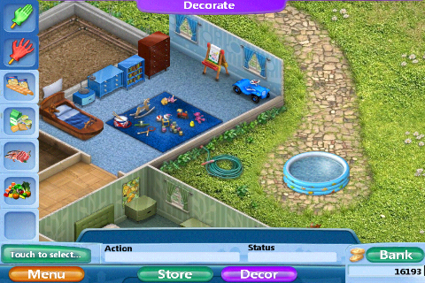 Sries: Virtual Family 2 for Android