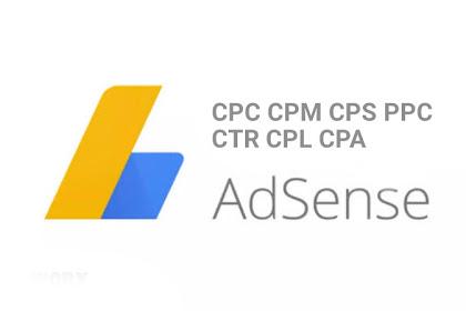 Penjelasan lengakap mengenai CPC, PPC, CPM, PPC, CPA, CPL, CPS, dan CTR