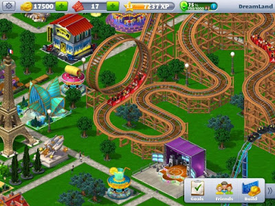 RollerCoaster Tycoon® 4 Mobile Apk v1.10.6 (Mod Money) Free Download