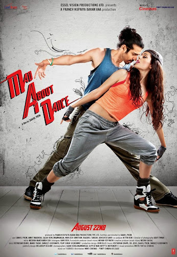 Mad About Dance (2014) Movie Poster