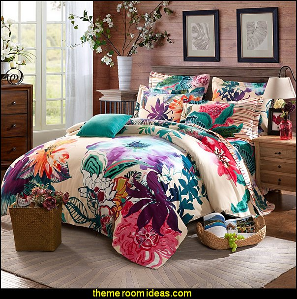 Decorating Theme Bedrooms Maries Manor Floral Bedding