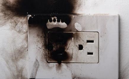 اشهر مشاكل الكهرباء المنزلية