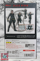 SH Figuarts Black Widow (Solo Movie) Box 03