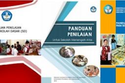Download Lengkap Buku Panduan Peniliaian K13 edisi revisi terbaru untuk SD, SMP, SMA & SMK