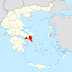40% Of the Greek population lives in the red area