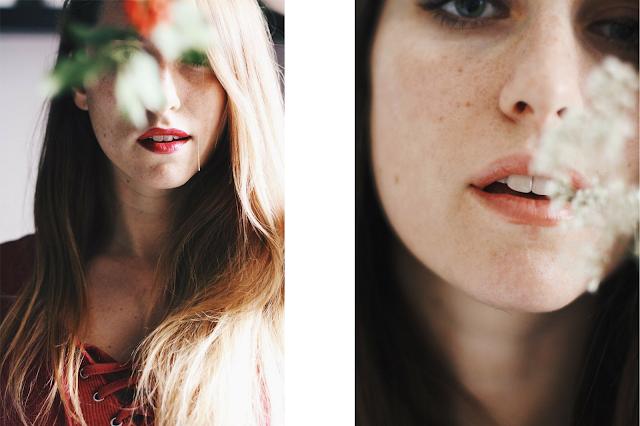 autoportrait de Clementine blogueuse de Nancy créer de jolis flous