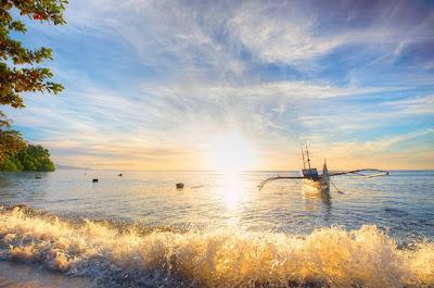 Foto Pantai Mahembang