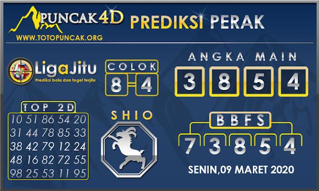 PREDIKSI TOGEL PERAK PUNCAK4D 09 MARET 2020