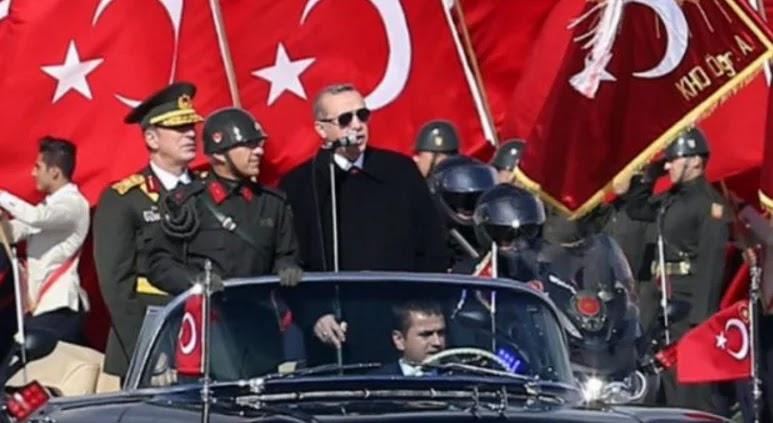 ΕΚΤΑΚΤΟ: O B.Πούτιν παίρνει και τον Τούρκο πιλότο που κατέρριψε το Su-24 – Στημένο τελικά το πραξικόπημα
