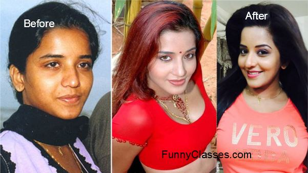 You will get shocked after checking these Un-Seen Pics of BigBoss contestant Monalisa !!