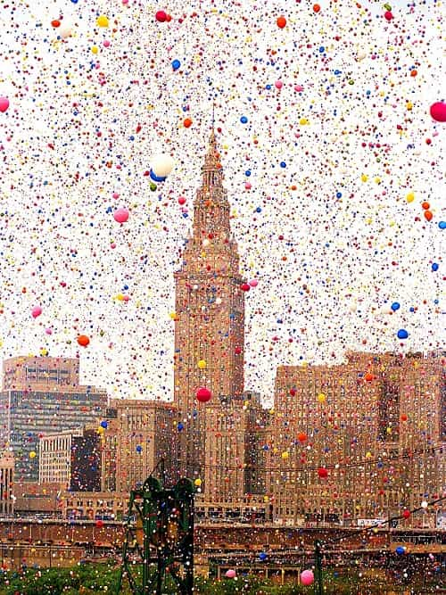 Balloonfest '86 - Releasing 1,500,000 Balloons Went Horribly Wrong