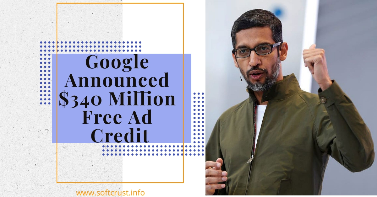 Google is Offering $340 Million Ad Credits to SMBs