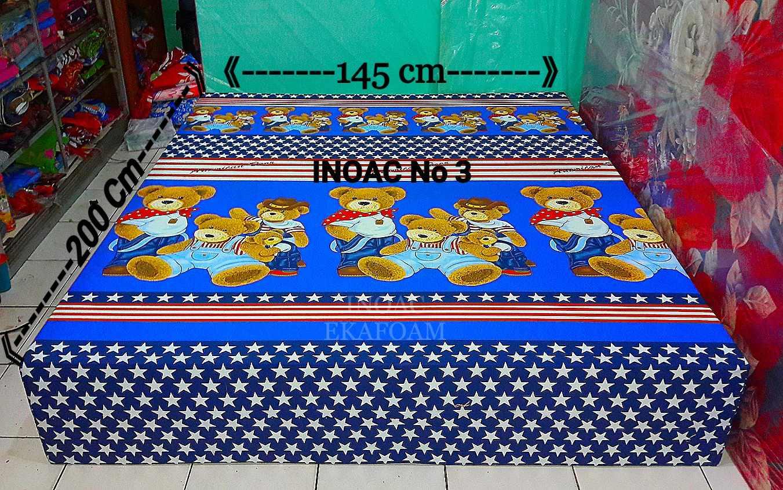 Harga Sofa Bed Inoac No 1 Kincaid Slipcover Kasur Dan Lipat Terbaru