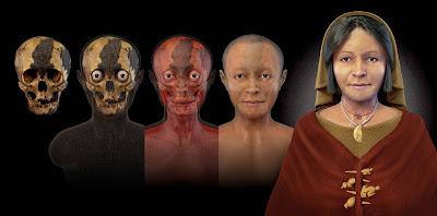 Η γυναίκα με τις 4 πόρπες: αυτή είναι η ένοικος του τάφου που ενθουσίασε τους αρχαιολόγους του Περού