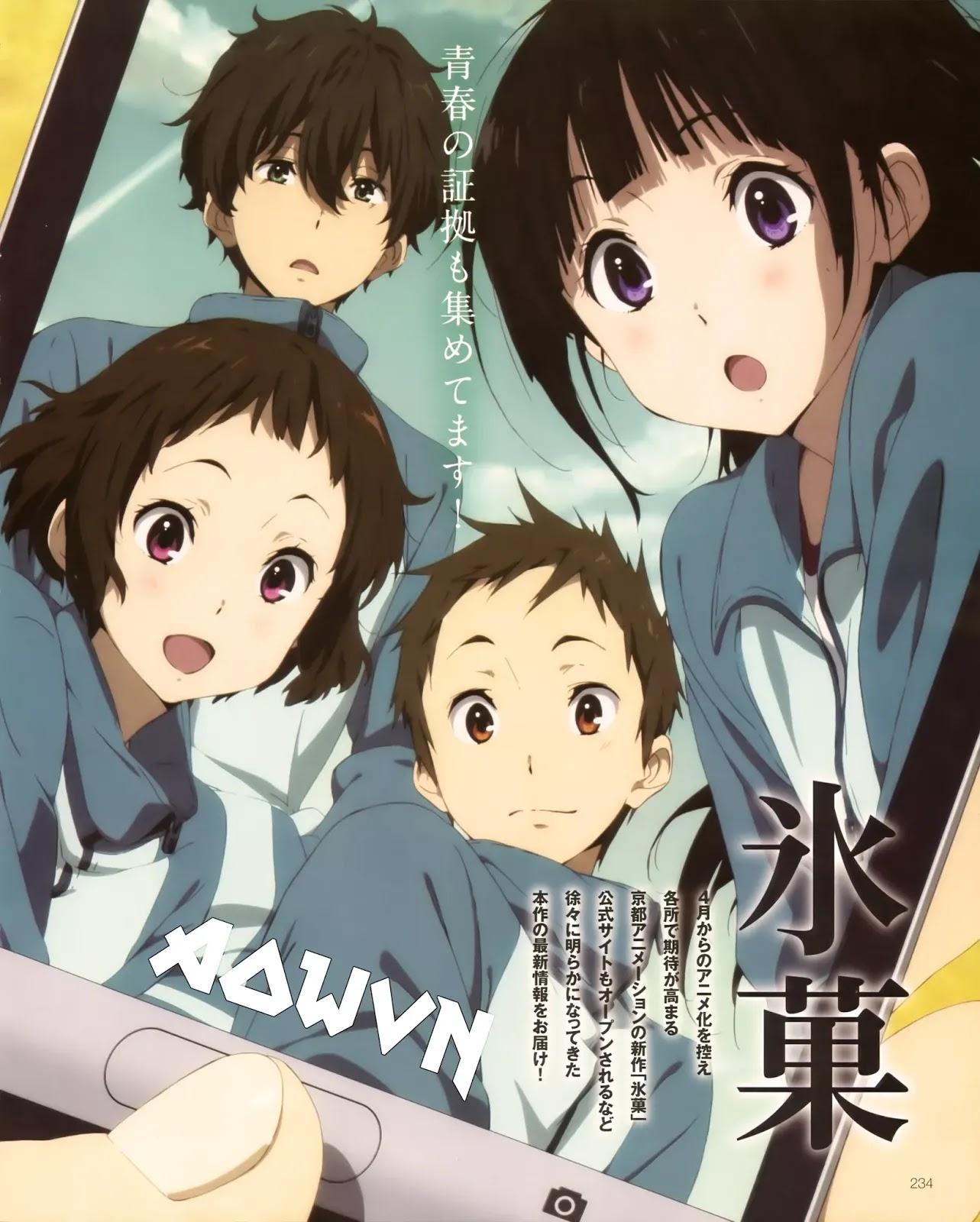 AowVN.org min%2B%25285%2529 - [ Anime 3gp Mp4 ] Hyouka BD   Vietsub - Trinh Thám Học Đường Hay