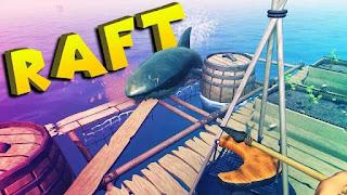 Raft Survival Simulator Mod Apk Terbaru V1.6.1 (mod money)