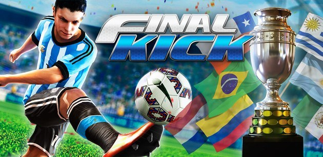 Final kick: Online football 8.0.10 Mod Apk Data Android Game Download
