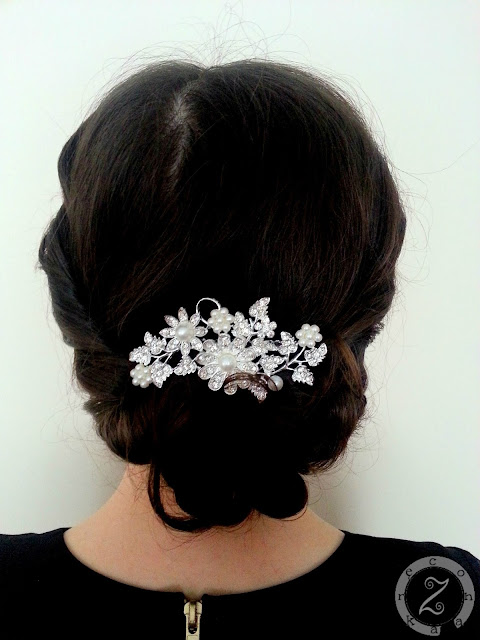 elegancka fryzura jak wykonac