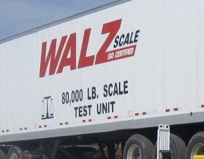 Walz Scale On-board Truck Weighing Systems