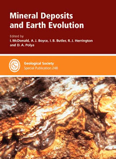 mineral deposits and earth evolution - geolibrospdf