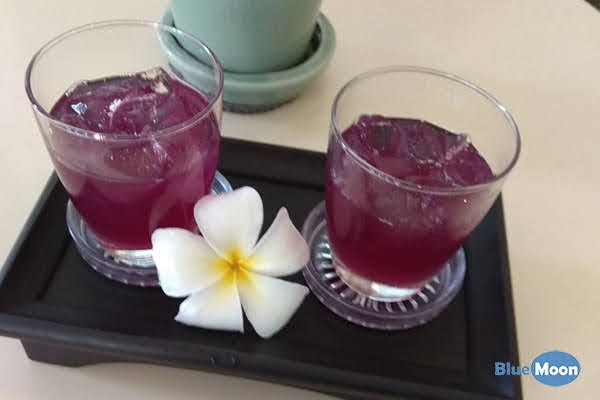 Eastin Thana City Golf Resort Bangkok' s Welcome Drink