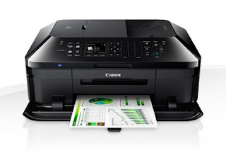 Canon PIXMA MX725 Inkjet Photo Printers Driver Download