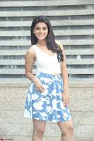 Yamini in Short Mini Skirt and Crop Sleeveless White Top 016.JPG