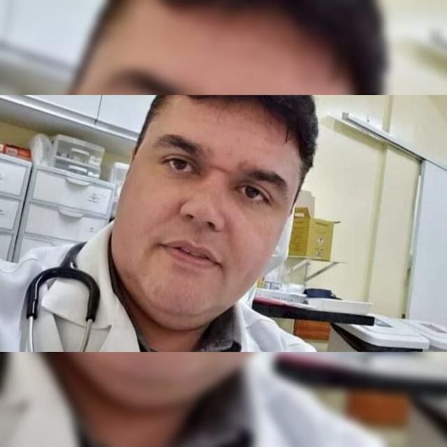 Morre médico que fez a 1ª transfusão de plasma em hospital público no tratamento do coronavírus na Paraíba