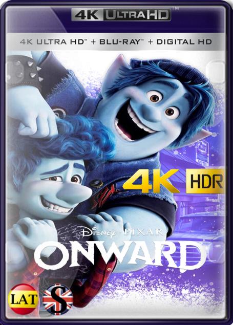 Unidos (2020) 4K UHD HDR LATINO/INGLES