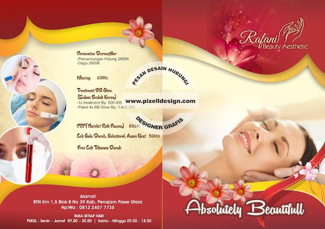 Iklan Spa Salon Skin Care Kecantikan