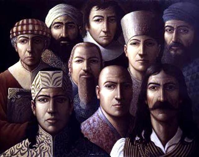os nove desconhecidos, sociedade secreta, esoterismo, ciência, magia