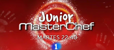 Masterchef junior 4 en La 1