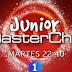 MasterChef Junior 4 - Martes, 20/12/2016
