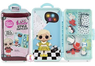 Интерактивный чемоданчик L.O.L. Surprise Style Suitcase